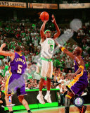 Rajon Rondo, Game 1 of the 2008 NBA Finals; Action 3 Photo