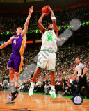 Paul Pierce, Game 1 of the 2008 NBA Finals; Action #2 Photo
