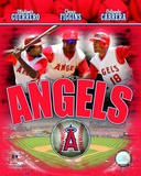 Angels Big 3 - 2007 Photo