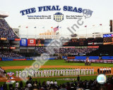 "Yankee Stadium 2008 Opening Day With Overlay ""The Final Season"" Photo"