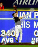 Ryan Braun 2008 Fielding Action Photo