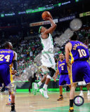 Paul Pierce, Game 2 of the 2008 NBA Finals; Action 7 Photo