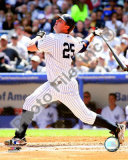Jason Giambi 2008 Batting Action Photo