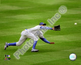Juan Pierre 2008 Fielding Action Photo