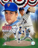 Tom Seaver - Legends Compostie; NY Mets Photo