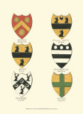 Coat of Arms II Prints by  Catton