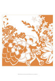 Vibrant Tokyo Garden III Posters by Chariklia Zarris