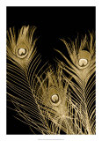 Plumes d'Or I Giclee Print by Jason Johnson