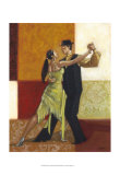 Dance II Prints by Norman Wyatt Jr.