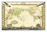 Adventure Map Print
