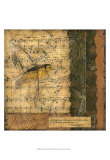 Bird Melody II Posters by Nancy Slocum