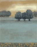 Tranquil Landscape II Prints by Norman Wyatt Jr.