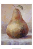 Pear Study Print by Sandy Dunn