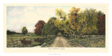 The Country Road Giclee Print by C. Harry Eaton