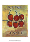 Scotch Bonnet Posters by Norman Wyatt Jr.