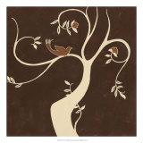 Willow Fresco I Giclee Print by Erica J. Vess