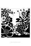 Tokyo Garden I Print by Chariklia Zarris