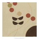 Autumn Orbit IV Giclee Print by Erica J. Vess