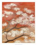 Mandarin Mist II Prints by Vanna Lam