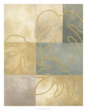 Arbor Leaves I Giclee Print by Chariklia Zarris