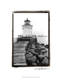 Bug Light, Portland Reproduction procédé giclée par Laura Denardo