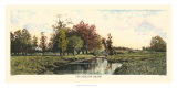 The Meadow Brook Print by C. Harry Eaton