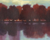 Crimson Lake II Prints by Norman Wyatt Jr.