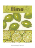 Lime Posters by Norman Wyatt Jr.