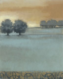 Tranquil Landscape I Posters by Norman Wyatt Jr.