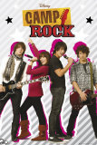 Camp Rock - Group Kunstdrucke