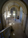 Lobby of the Cleveland Public Library's Main Branch Photographic Print by Jamie-andrea Yanak