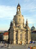 Die Frauenkirche in Dresden Photographic Print by Matthias Rietschel