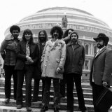 Frank Zappa and the Mothers of Invention Pop Group, 1971 Photographic Print