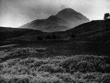 Ben Chroise Mountain in the Grampians Scotland Photographic Print