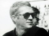 Steve McQueen Fotodruck