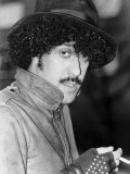 Phil Lynott Lead Singer of Pop Group Thin Lizzy Photographic Print