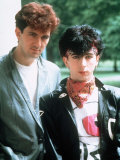 Soft Cell Pop Group David Ball and Mark Almond Valokuvavedos