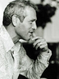 Paul Newman (46) Whose New Latest Film Wusa is Shortly to be Released in Britain, August 1971 Photographic Print