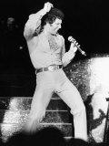 Singer Tom Jones in Lake Tahoe, Nevada 1993 Papier Photo