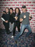Austin Hargrave, Metallica, Kerrang Awards, Royal Lancaster Hotel, London, August 2003 Fotografiskt tryck