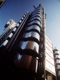 Lloyds of London Building Photographic Print
