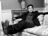 Al Pacino at the Dorchester Hotel in London, March 1974 Photographic Print