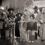Rolling Stones after Recording Their Rock and Roll Circus Show at Intertel Studios, December 1968 Photographic Print