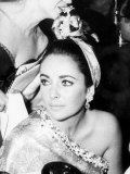 Elizabeth Taylor, April 1965 Photographie