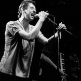 Shane Macgowan Irish Pop Singer the Pogues, 1988 Valokuvavedos