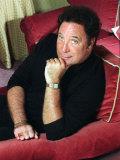 Tom Jones, for Look Magazine, September 1999 Papier Photo