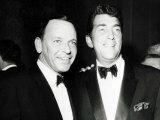 Frank Sinatra, Dean Martin Papier Photo