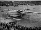 Sanders Roe Princess Flying Boat, August 1952 Photographic Print