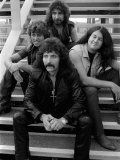 Black Sabbath, Rock Group, August 1983 Photographic Print