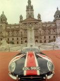 E Type Jaguar Car, September 1999 Photographic Print